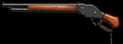 Winchester 1887 Render