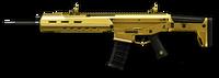 Золотая ACR Render