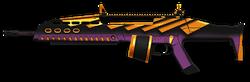 XM8 LMG Anti-Cyborg Render