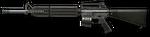 M16A2 LMG Render