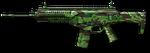Beretta ARX160 Vietnam Tiger Render