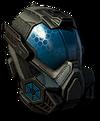 Spectrum Gamma Medic Helmet Render