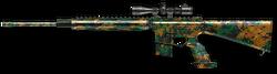 M16 SPR Custom U.S. Set Render