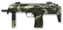 H&K MP7 Jungle Render