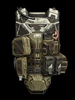 Warlord Medic Vest Render