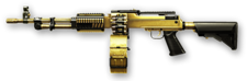 RPD Custom Gold Render