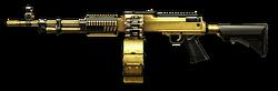 RPD Custom Gold Render