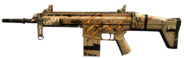 FN SCAR-H Crown (Old) Render