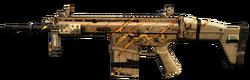 FN SCAR-H Crown (Old) Render