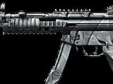 H&K MP5 Winter Camo