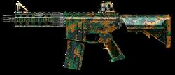 M4 CQB U.S. Set Render