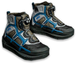 Spectrum Gamma Engineer Shoes Render