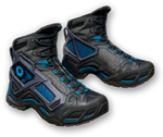 Blackwood Engineer Boots Render