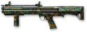 Woodland Kel-Tec Shotgun