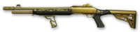 Золотой Fabarm S.A.T. 8 Pro Render