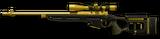 SV-98 Gold Render