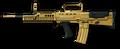 Золотой Enfield L85A2 Custom Render