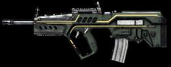 Tavor TAR-21 Neon Render