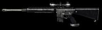 M16 SPR Custom Render