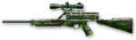 Calico M951S Vietnam Tiger Render