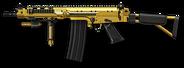 FN FAL DSA-58 Gold