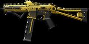 LWRC SMG-45 Gold Render