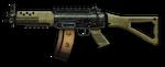 SIG 552 Render