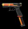 Элитный Glock 18C Render