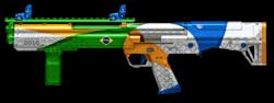 Kel-Tec Shotgun Jogos 2016 Render