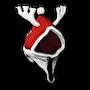 Christmas Helmet Sniper Render