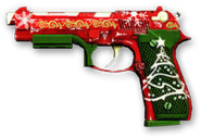 Christmas Beretta M9