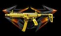 SIG MPX SBR Custom Warbox Crown