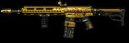 Howa Type 89 Custom Gold