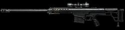 Barrett M98B Render