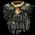 Special Sniper Vest Render