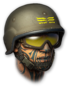 KIWI Helmet Rifleman Render