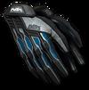 Spectrum Gamma Sniper Gloves Render