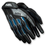 Spectrum Gamma Sniper Gloves Render