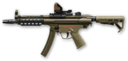 H&K MP5A5 Custom Render