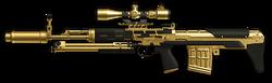 SVU-AS Gold Render