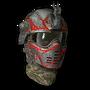 Magma Helmet Rifleman Render