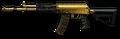 AK-12 Gold Render