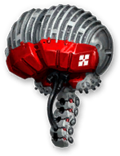 Chromium Head Module Render