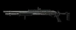 Remington 870 RAS Render