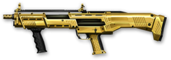DP-12 Gold Render