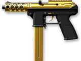 TEC-9 Gold
