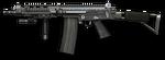 FN FAL DSA-58 Render