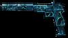 SIG Sauer P226 C Frozen Render