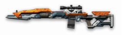 MK 14 EBR Ares Render