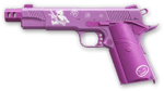 Pink skin M1911A1